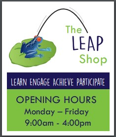 LEAP Opening Hours